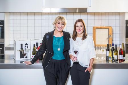 PR for Winefriend executives