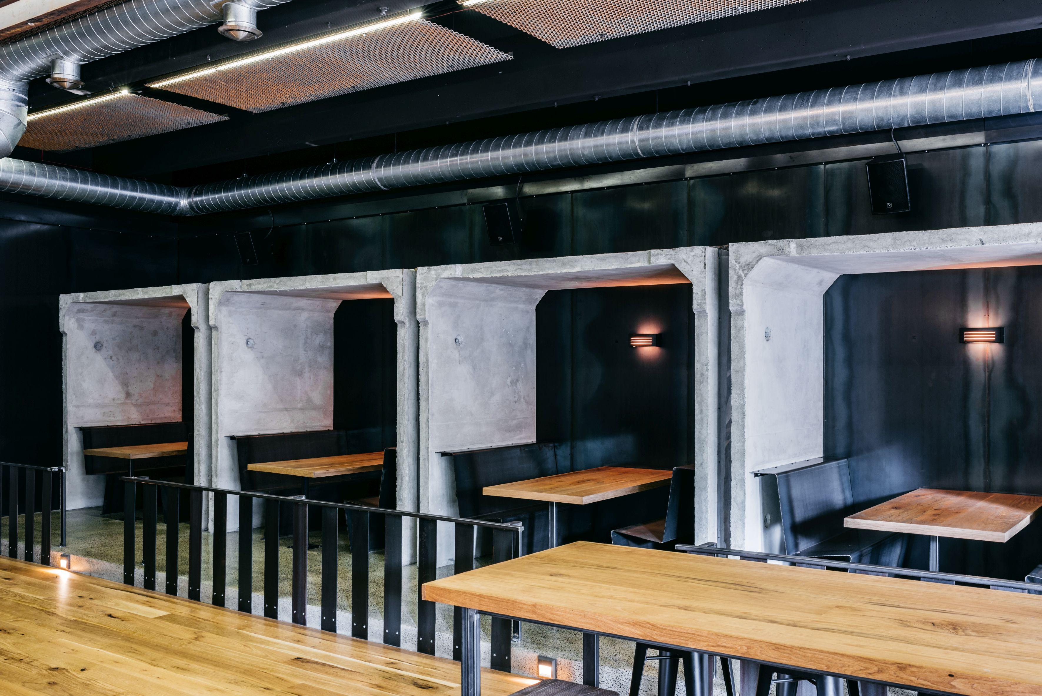 Underpass 4 interior