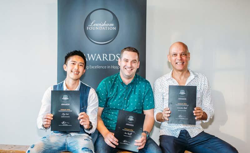 Angostura Outstanding Bartender Finalists