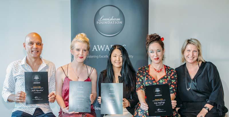 Crombie Lockwood Outstanding Waiter Finalists