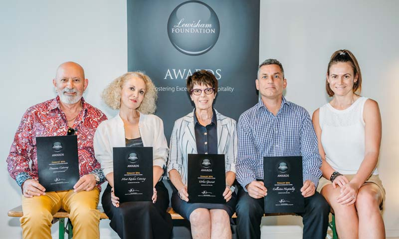 Fine Food NZ Outstanding Caterer Finalists