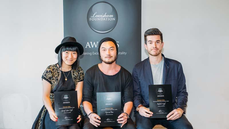 L'Affare Outstanding Coffee Establishment Finalists