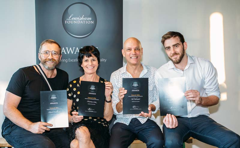 Pernod Ricard Outstanding Restaurateur Finalists