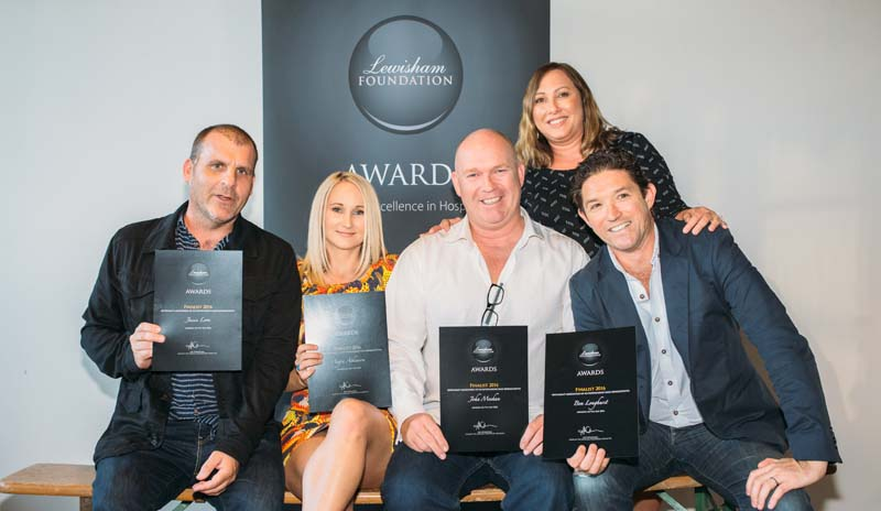 Restaurant Association Outstanding Sales Rep Finalists