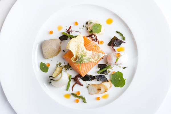 Best Dish NZ - Flavours of the Sea - Thomas Barta, Harbourside Ocean Bar & Grill, Auckland