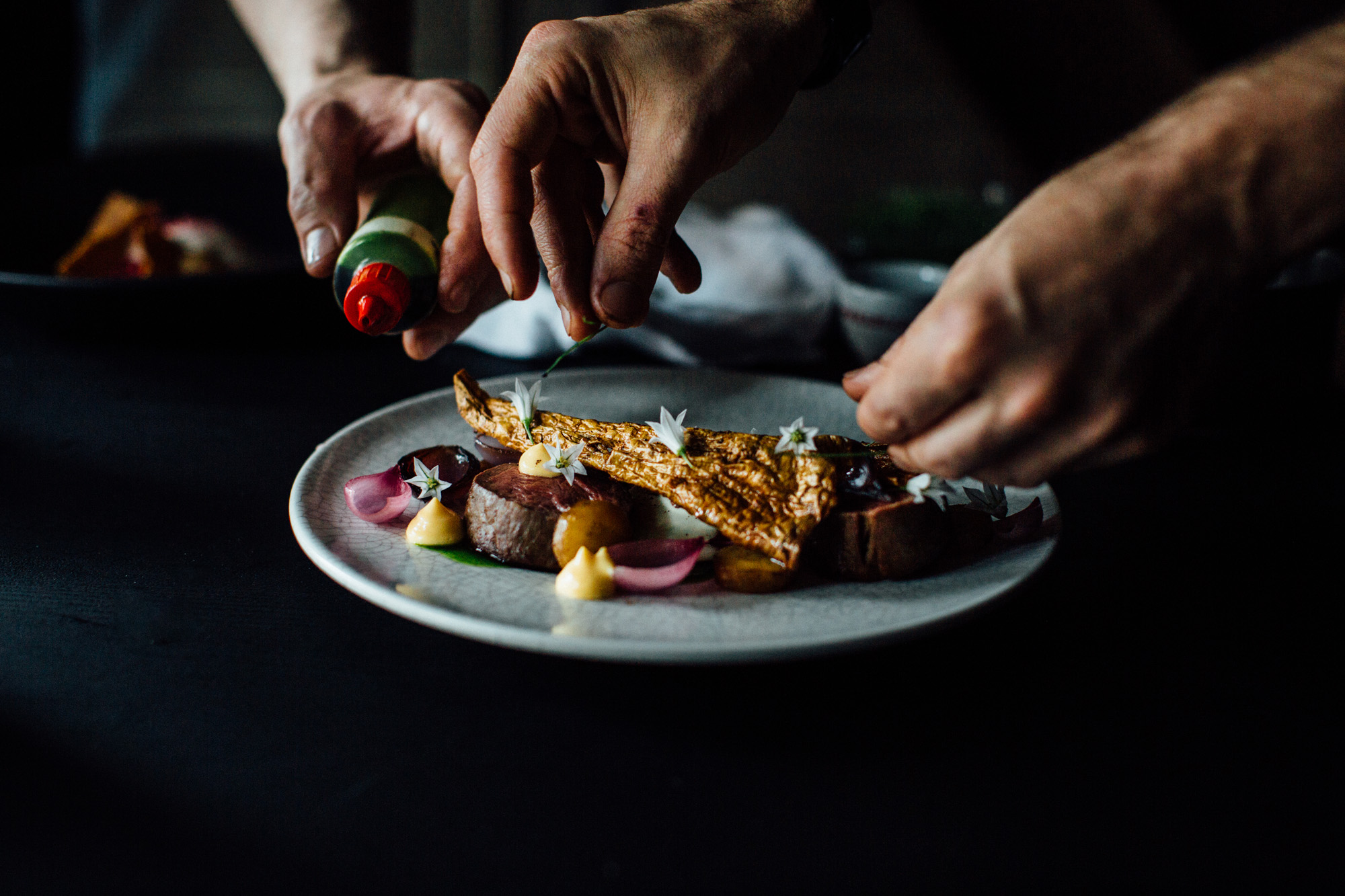 Chefs Hands, AK