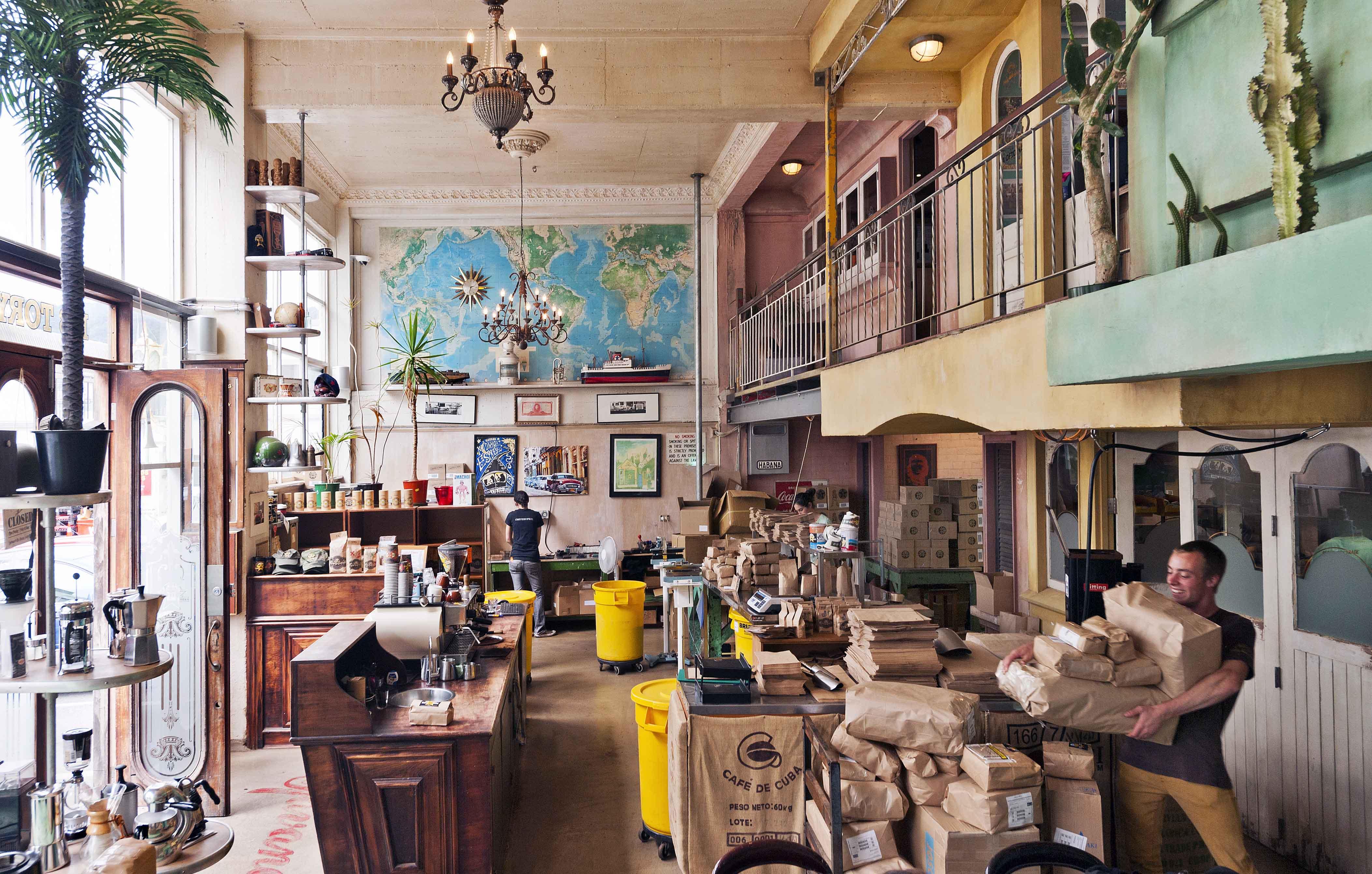 Havana Factory (with Biebs)