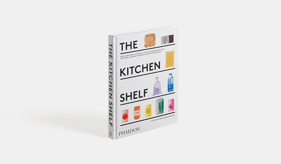 RC Book Club The Kitchen Shelf Book Cover Image W23