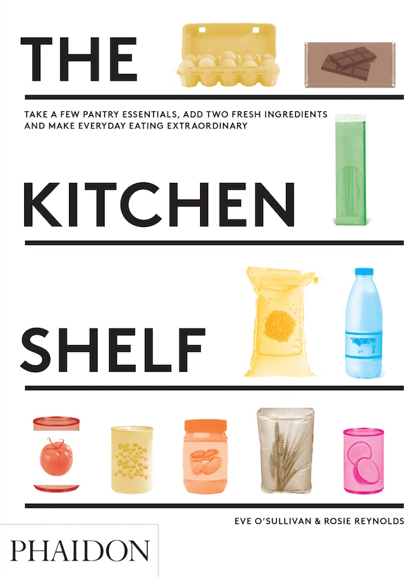 The Kitchen Shelf Book Cover