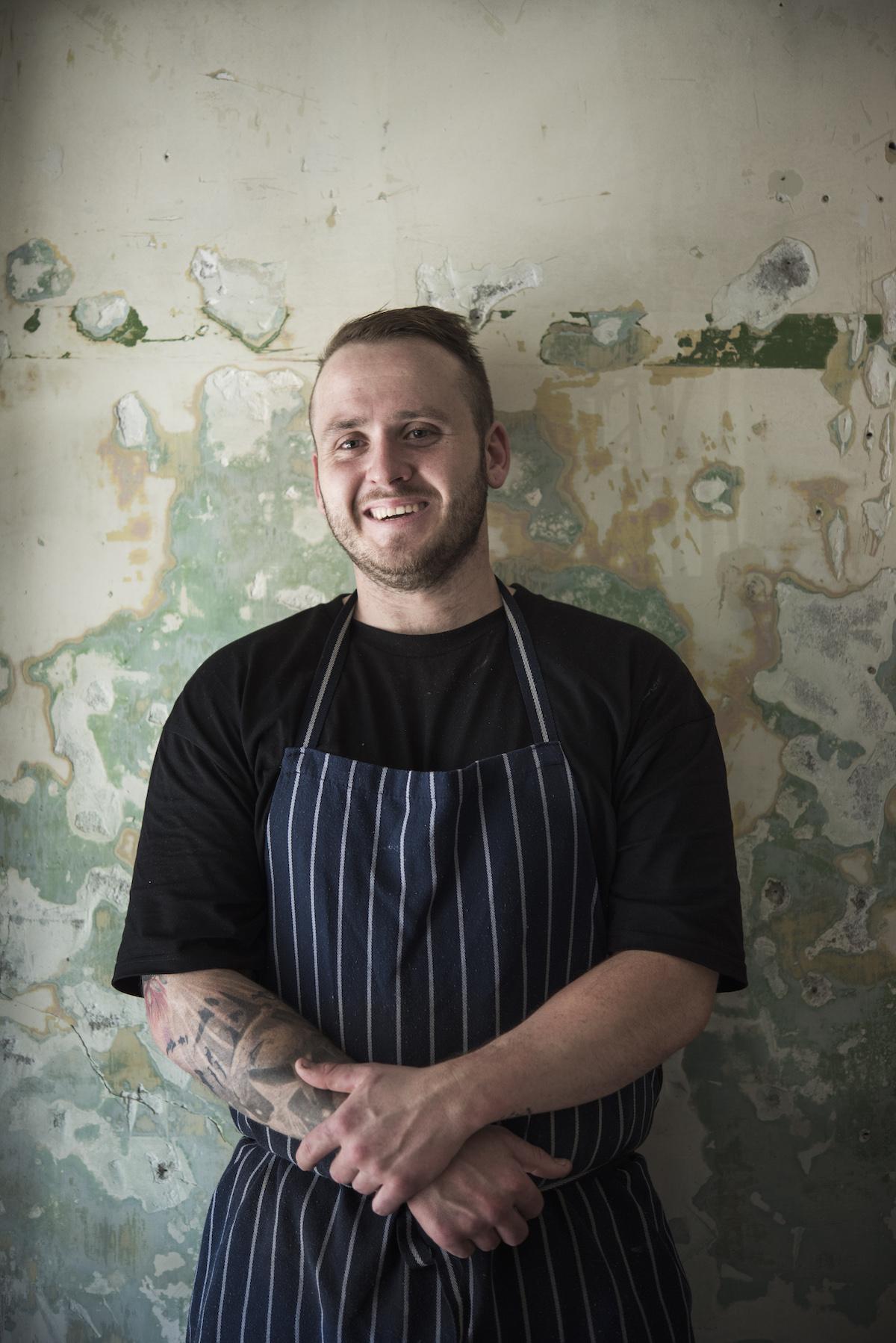 Molten Wine Bar chef Alex Aitken