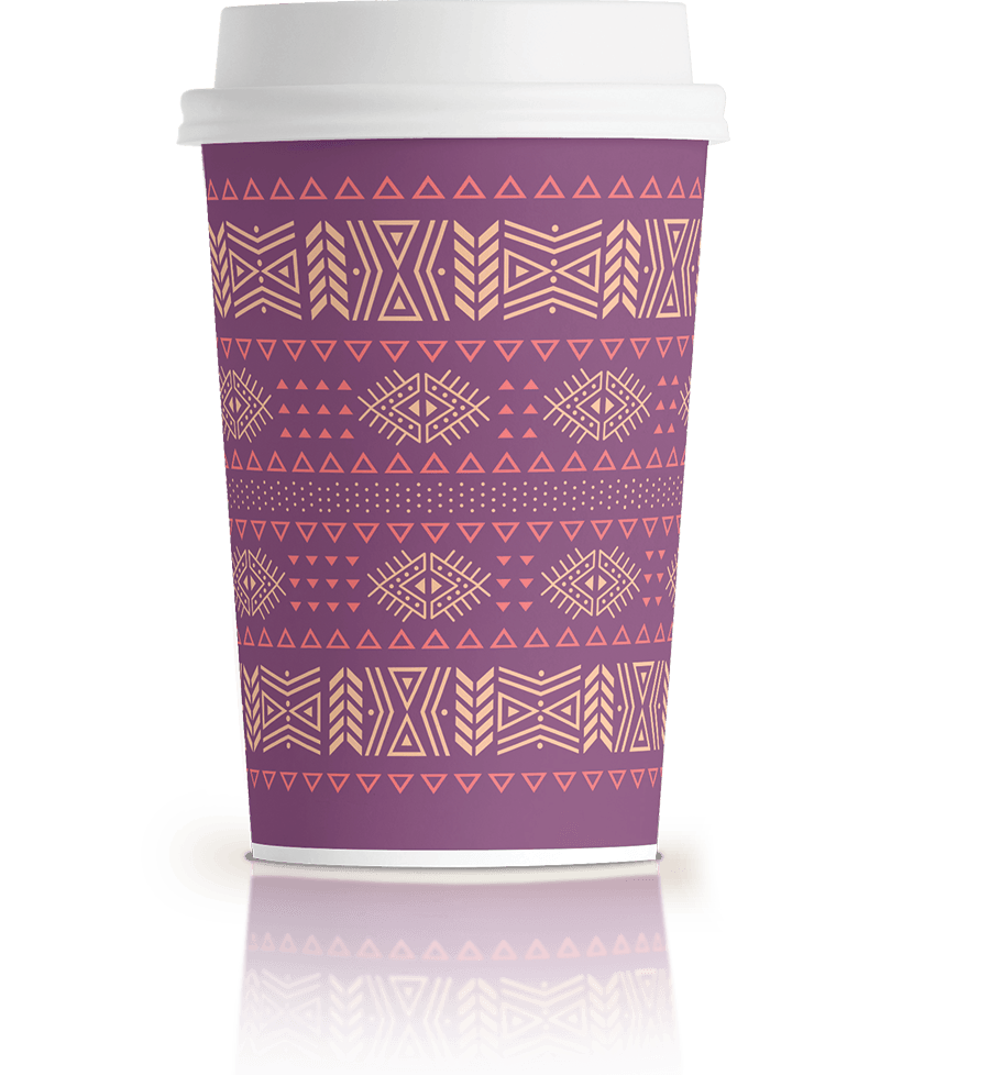 SUSTAINABLE AND ETHICAL IN ONE CUP