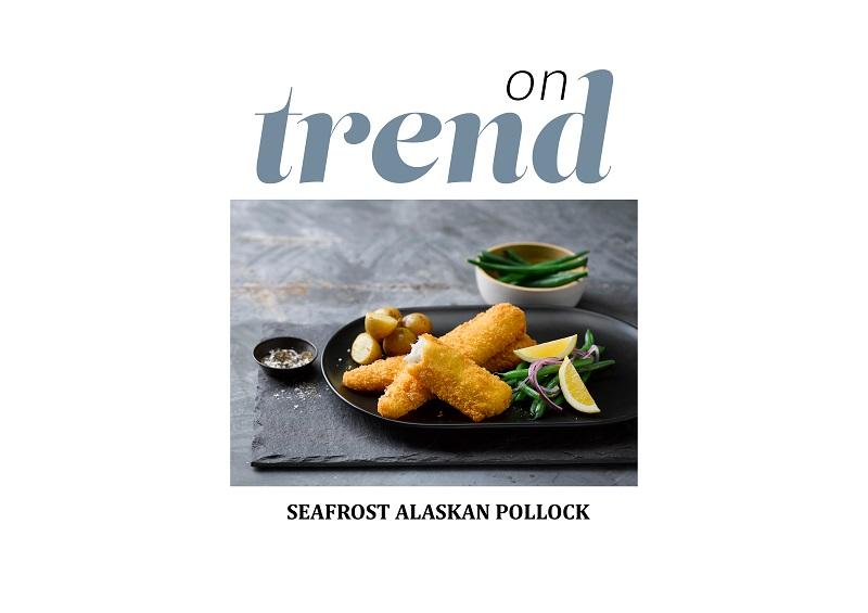 Seafrost Alaskan Pollock cocktail bites