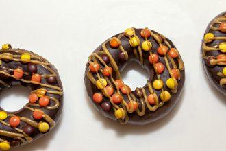 The Krispy Kreme Outrageous Doughnut