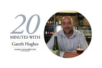 Moa global sales director Gareth Hughes