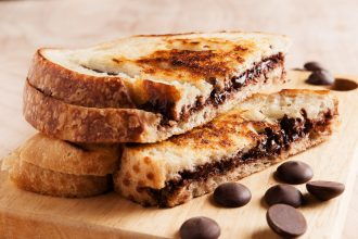 CANDY BAR TOASTIES