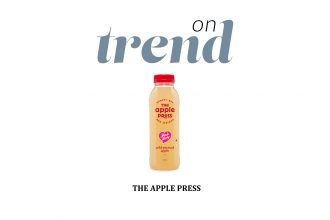 the apple press pink lady juice