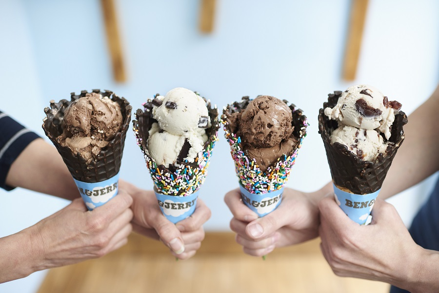 Ben & Jerry's Scoop Shop (1)