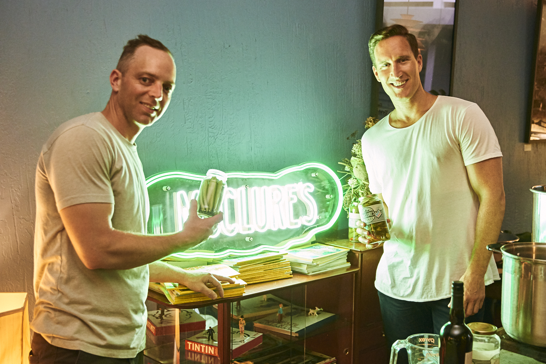 Joe McClure & Ryan MacPherson credit IVDM Photography