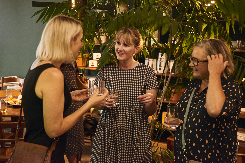 Kelly Gibney, Alice Neville, Fiona Smith credit IVDM Photography
