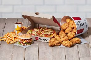 Positive Same-Store Sales for Restaurant Brands