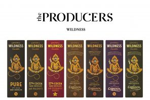 WILDNESS, ORGANIC CHOCOLATES