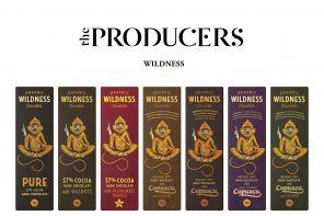 WILDNESS, ORGANIC CHOCOLATES