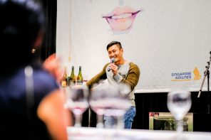 Winetopia Auckland: Introducing Stephen Wong