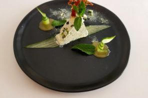 Stinging Nettle and Cucumber Ice Cream?