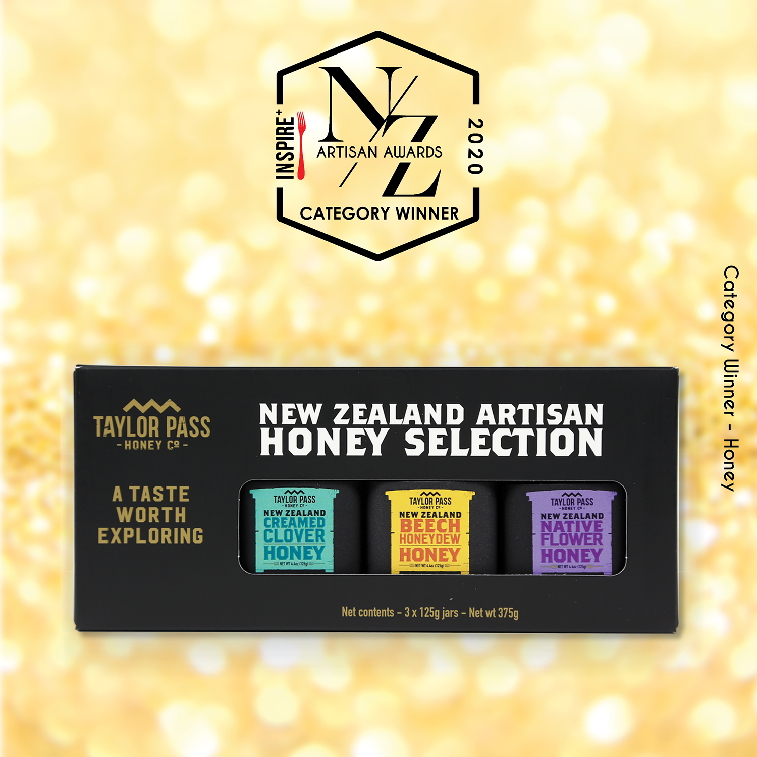 AA WINNERS-Honey