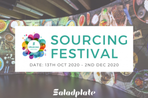 Saladplate Launches Virtual Sourcing Festival