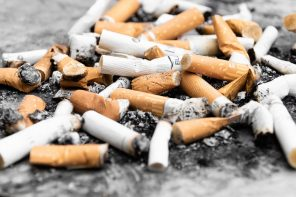 Plastics Policy Positive but What About Cigarette Butts?