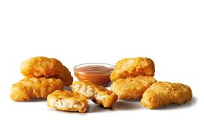 A Million McNuggets to Give Away