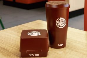 Burger King Will Test Reusable Whopper Containers