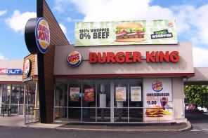 Burger King Bought by Kiwi Company
