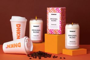 Dunkin'-Scented Candles In Time for the Holidays