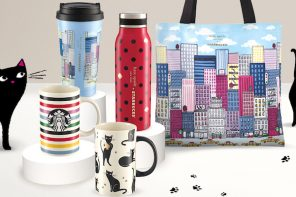 Starbucks Partners With Kate Spade New York