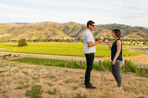 Winning on the Walking Wine Trail