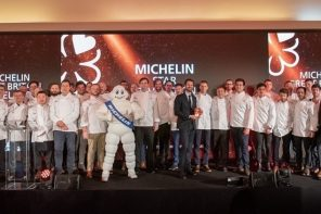 Vegan Restaurant in France the First to Receive Michelin Star
