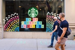 Starbucks to Help Washington State with COVID Vaccinations