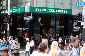 Auckland Expansion Plans for Starbucks