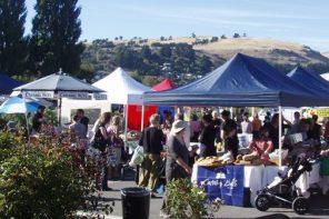 COVID Won't Stop Christchurch Farmer's Market Anniversary