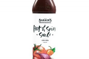 Kitchen Essentials: Barker's Professional Cola Rib Hot & Spicy Sauce