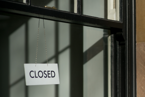 COVID-19: Business Closures Spike 130 Percent