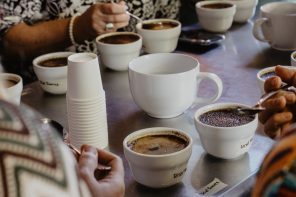 Can Artificial Intelligence Replace Coffee 'Cupping'?