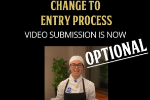 Nestlé Golden Chefs Hat Awards: Changes to Entry Process