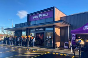 Taco Bell Heads Down South