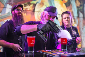 Beervana 2021: Brews, a Bubble and Mind-Blowing Food