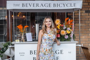New Bespoke Cocktail Bicycle Bar