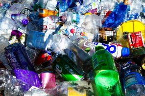 Saving 1.4 Million Bottles from Landfill