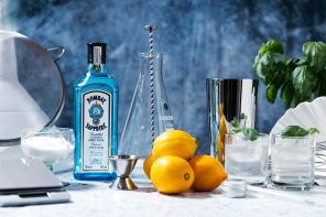 Bombay Sapphire Stirs With Creativity for Lockdown Blues